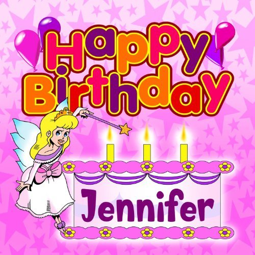 happy birthday jennifer photo ; 61nqrc9NhXL