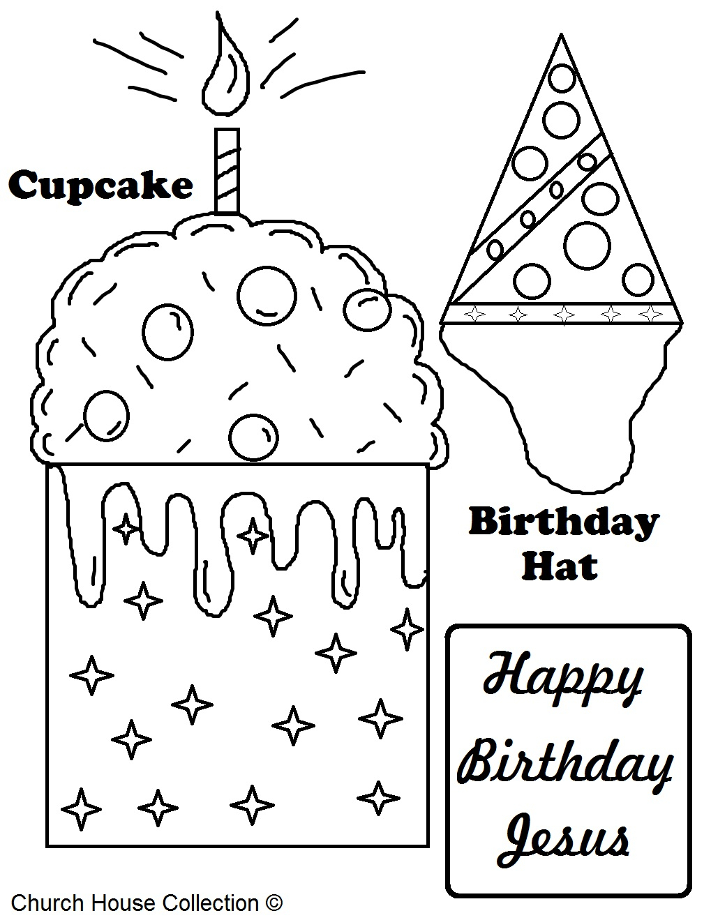 happy birthday jesus coloring sheet ; happy-birthday-hats-coloring-sheets-happy-birthday-jesus-coloring-pages