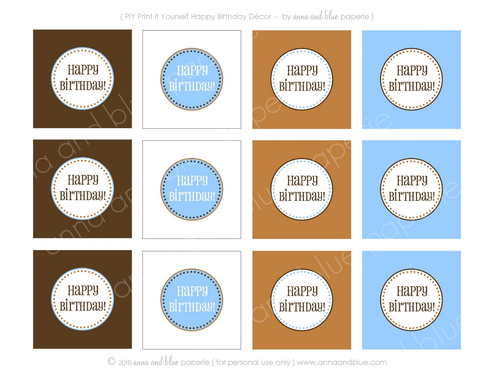 happy birthday labels free printable ; anna+and+blue+paperie+birthday+file+logo