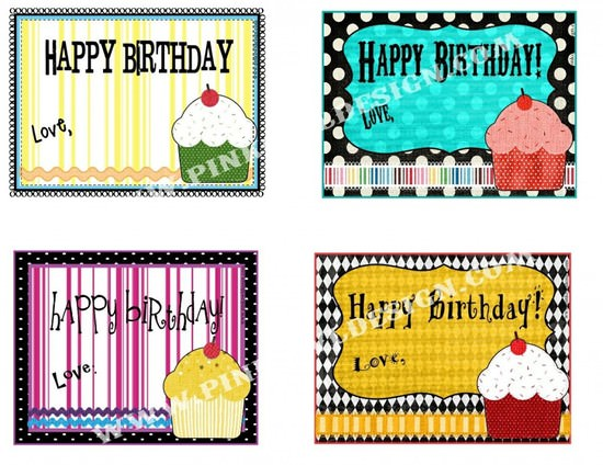 happy birthday labels free printable ; cupcake-bd-1024x790