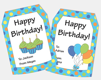 happy birthday labels free printable ; il_340x270