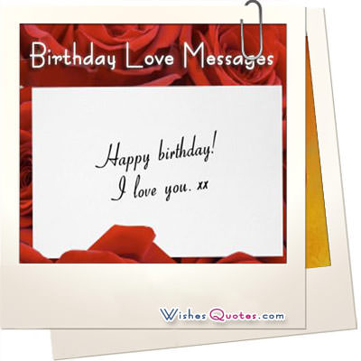 happy birthday love picture messages ; Birthday-Love-Messages1