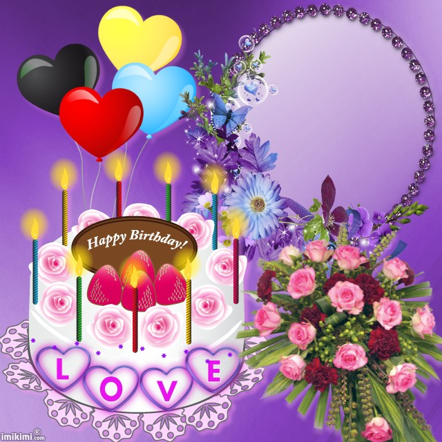happy birthday picture frame images ; 0f0501ec0603a2742440d81828469465