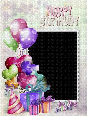 happy birthday picture frame images ; 483160_bd3c6