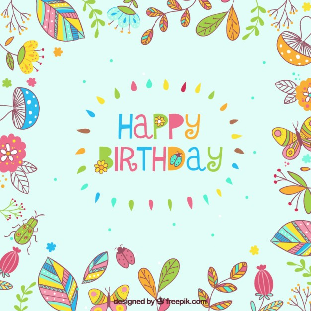 happy birthday picture frame images ; happy-birthday-floral-frame_23-2147508633