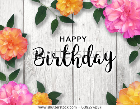 happy birthday picture message ; stock-photo-happy-birthday-message-with-bright-flower-border-639274237