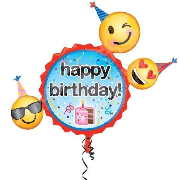 happy birthday pictures and images ; p_1_3_2_8_8_13288-Bal%25C3%25A3o-forma-Emojis-Happy-Birthday