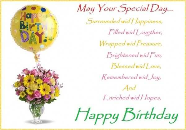 happy birthday poem images ; Special-Birthday-Poems-For-Friends
