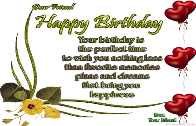 happy birthday quotes wallpaper free download ; HappyBirthday-Quotes-for-sweet-friend