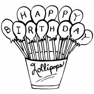 happy birthday sign coloring pages ; Happy_Birthday_Lollipops