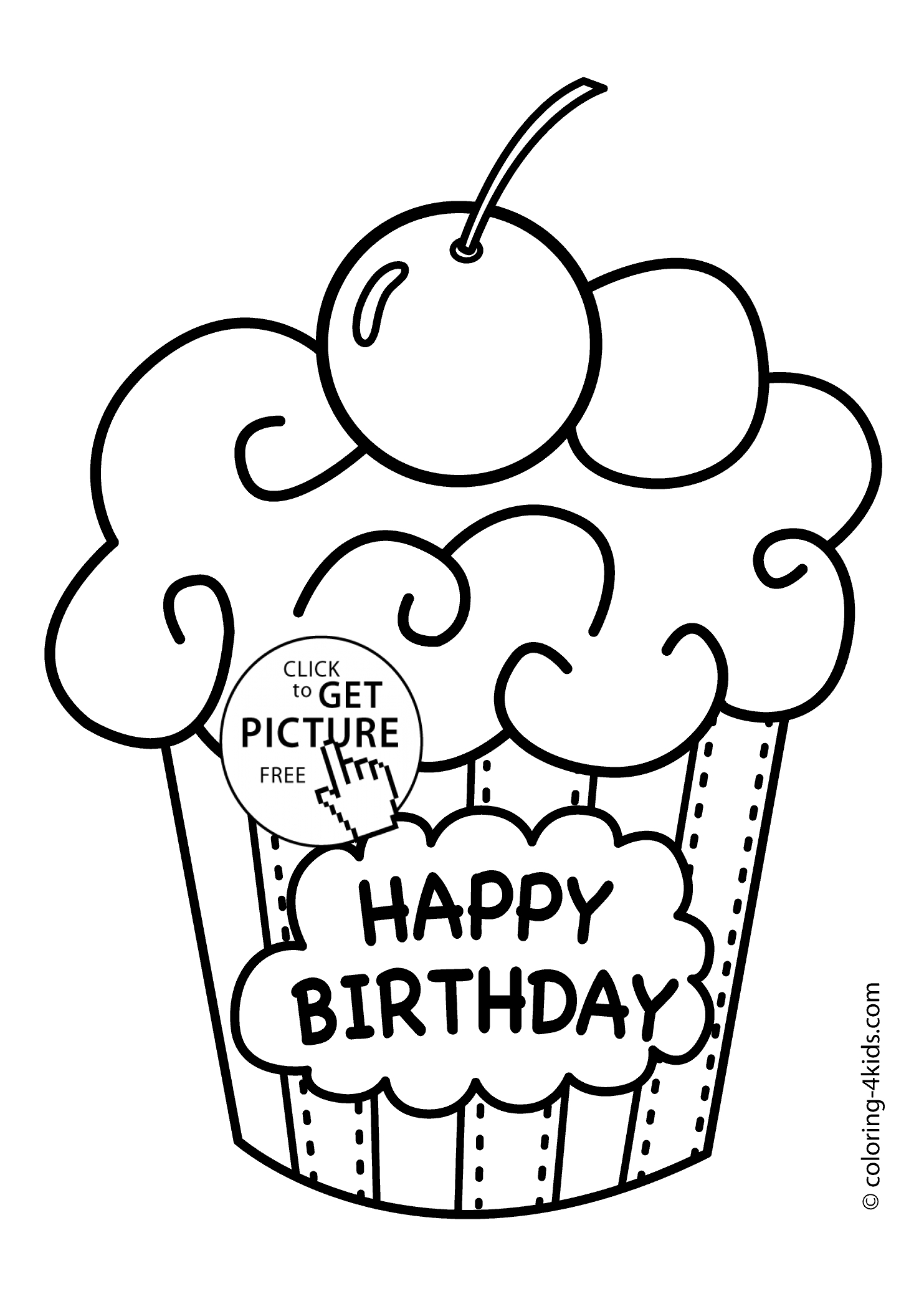 happy birthday sign coloring pages ; birthday-printable-coloring-pages-cake-happy-birthday-party-coloring-pages-muffin-coloring-pages-for-kids