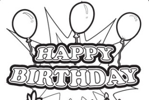 happy birthday sign coloring pages ; happy-birthday-coloring-pages-13