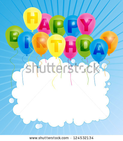 happy birthday sign template ; stock-photo-card-template-color-balloons-with-happy-birthday-sign-124532134