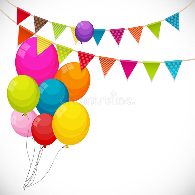 happy birthday sign to color ; color-glossy-happy-birthday-balloons-banner-background-part-party-flag-garland-vector-illustration-eps-r-74861446