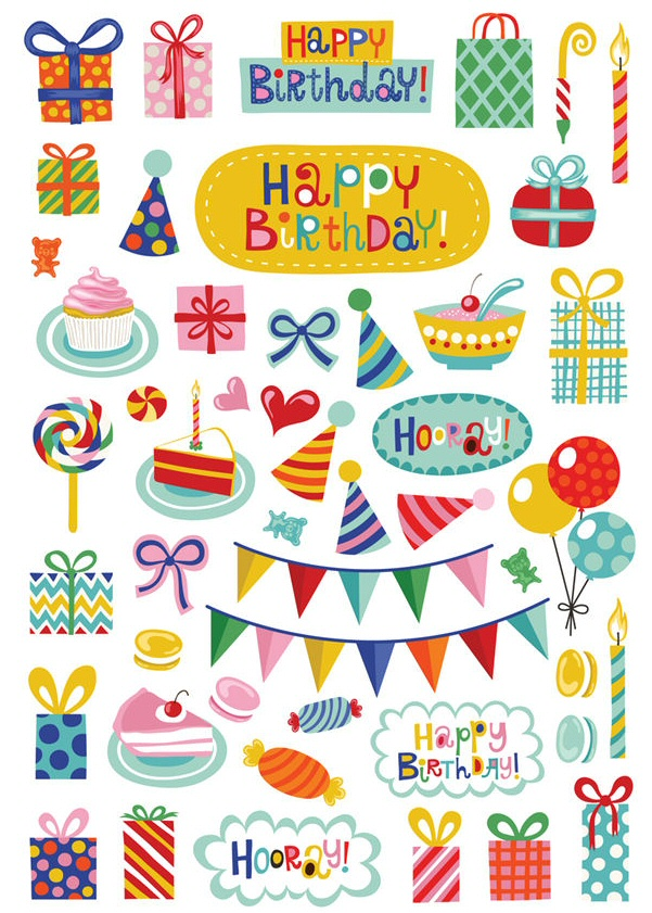 happy birthday stickers printable ; 250d30d3351f258502777c0b8ecb4339