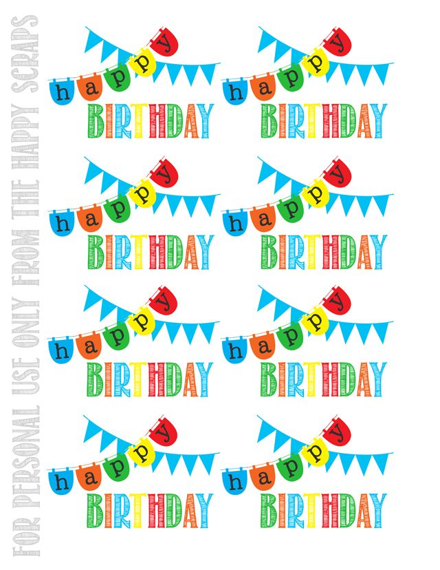 happy birthday tag printable ; happy-birthday-printable-tags_235281