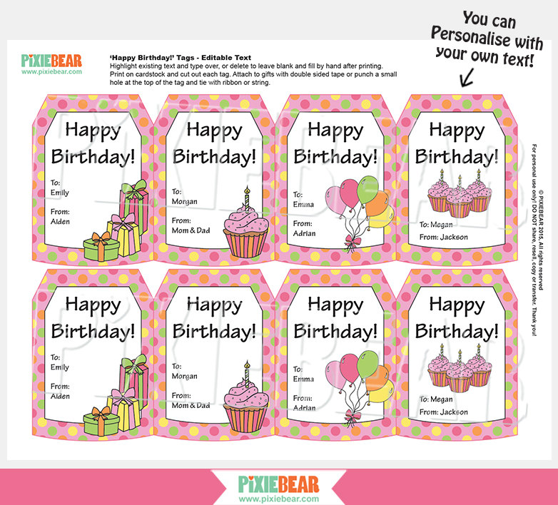 happy birthday tag printable ; il_fullxfull