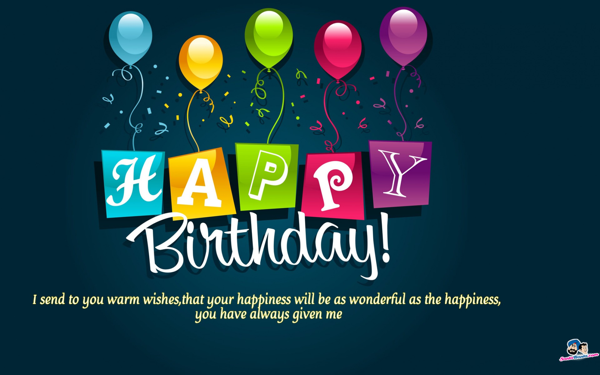 happy birthday wallpaper with quotes ; Happy-Birthday-Quote-wallpaper-2016