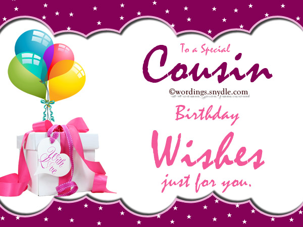 happy birthday wishes and messages ; happy-birthday-wishes-for-cousin