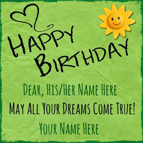 happy birthday wishes greeting cards ; happy-birthday-wishes-greeting-cards-for-sister-write-your-name-on
