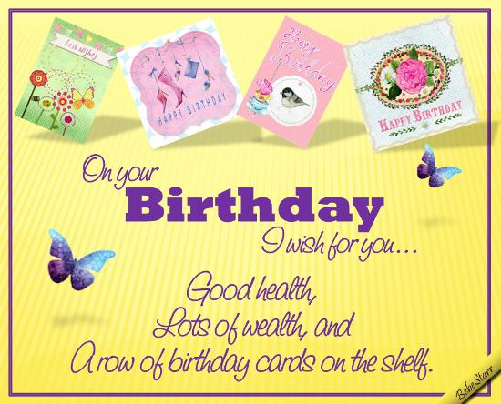 happy birthday wishes greeting cards images ; 317330
