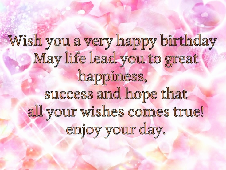 happy birthday wishes message ; happy-birthday-wishes-message-new-108-best-happy-birthday-quotes-images-on-pinterest-of-happy-birthday-wishes-message
