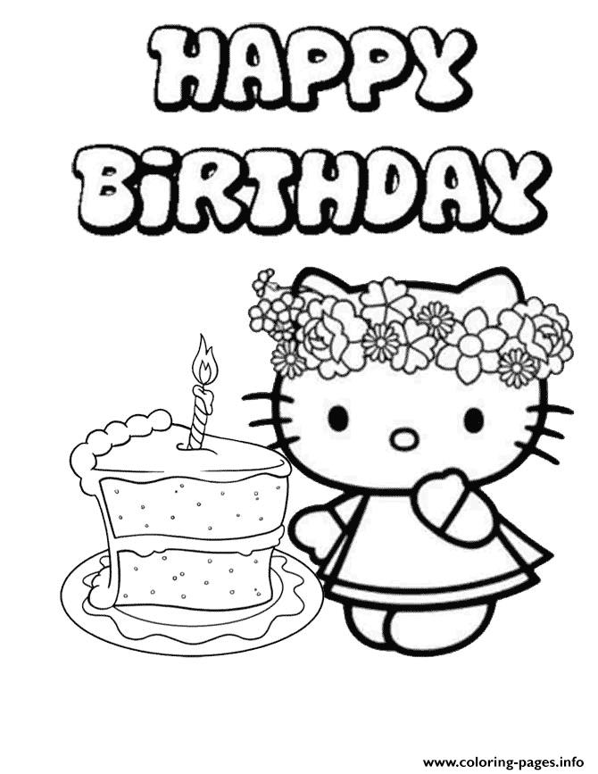 hello kitty birthday coloring sheets ; Perfect-Hello-Kitty-Birthday-Coloring-Pages-43-About-Remodel-Coloring-Page-with-Hello-Kitty-Birthday-Coloring-Pages