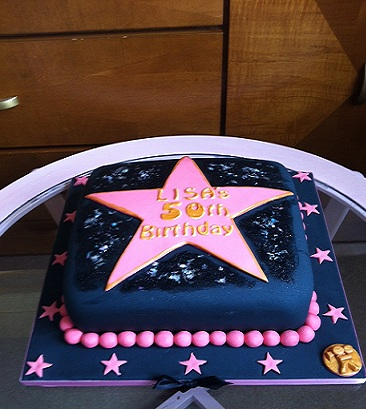 hollywood themed birthday cake design ; f58cd86682aae828702d134af7de82df