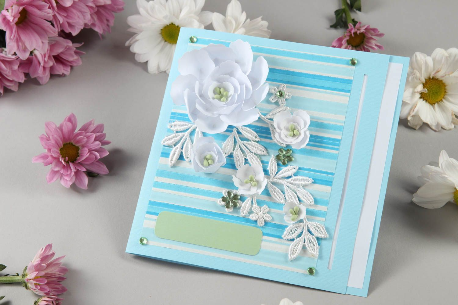 images of handmade greeting cards for birthday ; 022_128