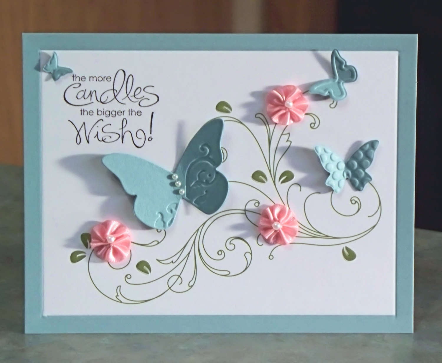 images of handmade greeting cards for birthday ; 3