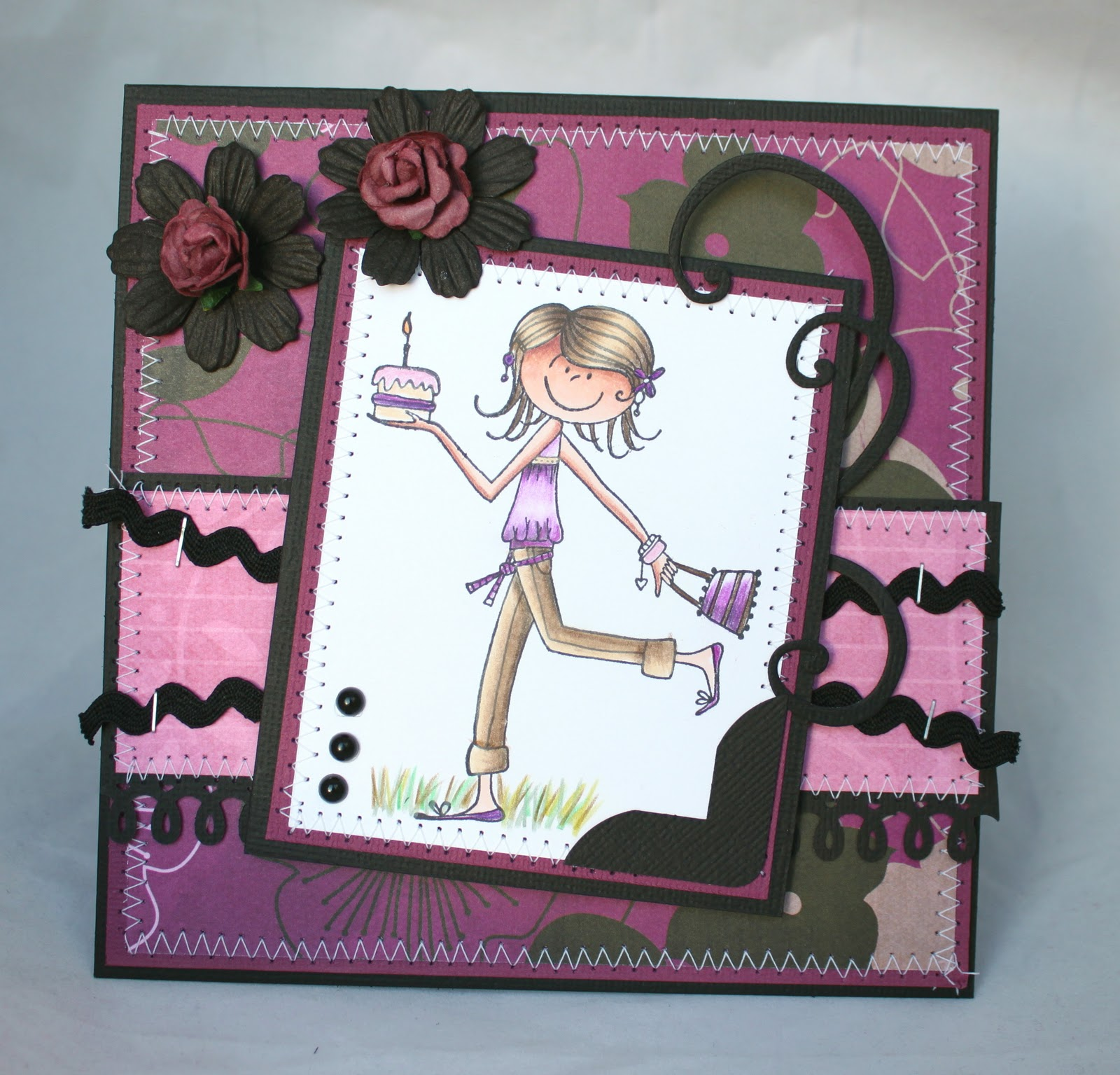 images of handmade greeting cards for birthday ; Penny-Black-handmade-Greeting-card-Birthday1