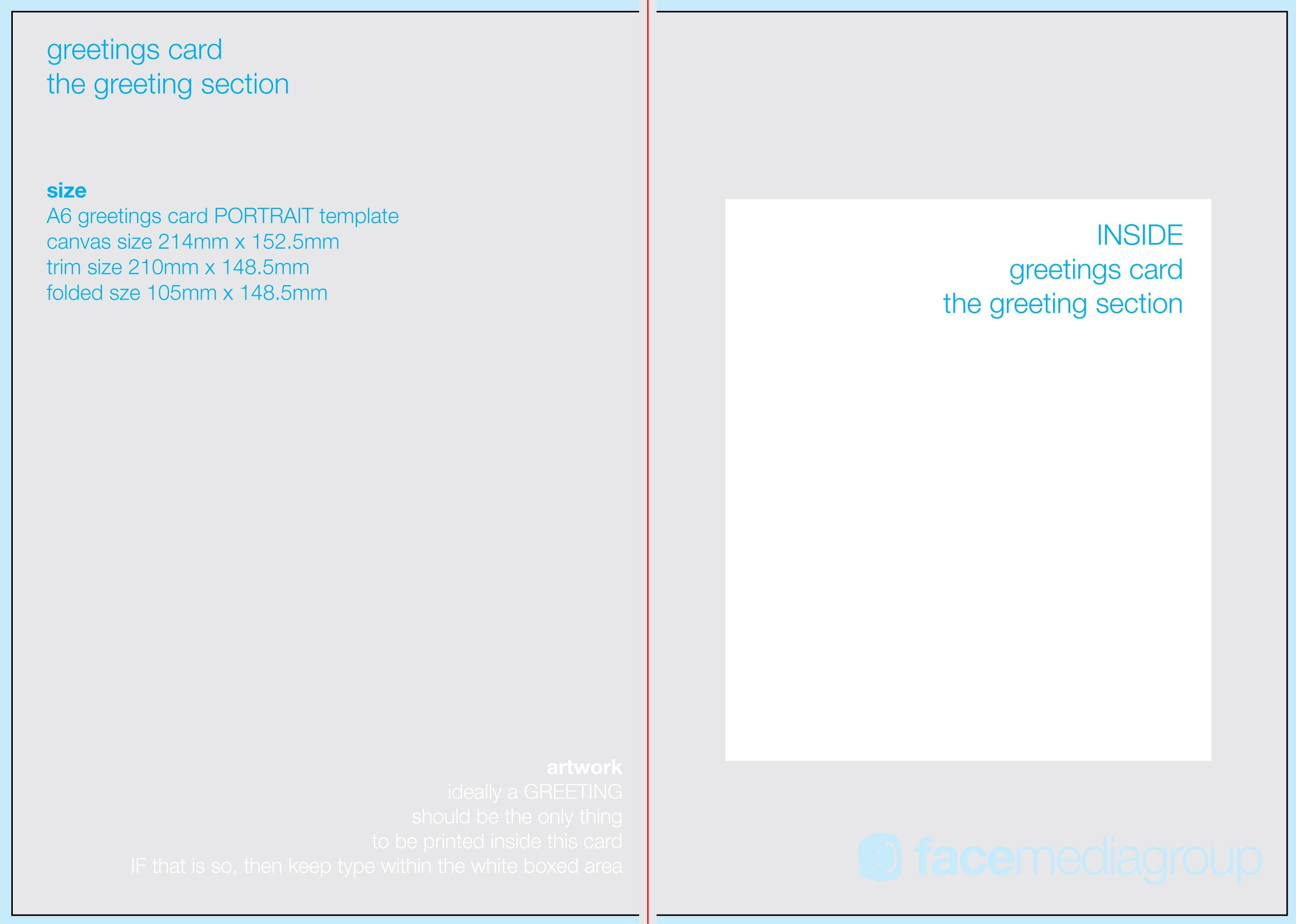 indesign birthday card template ; Indesign-Christmas-Card-Template-Contegri-Pertaining-To-A4-Christmas-Card-Template-Word