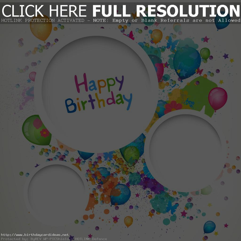 indesign birthday card template ; birthday-card-template-psd