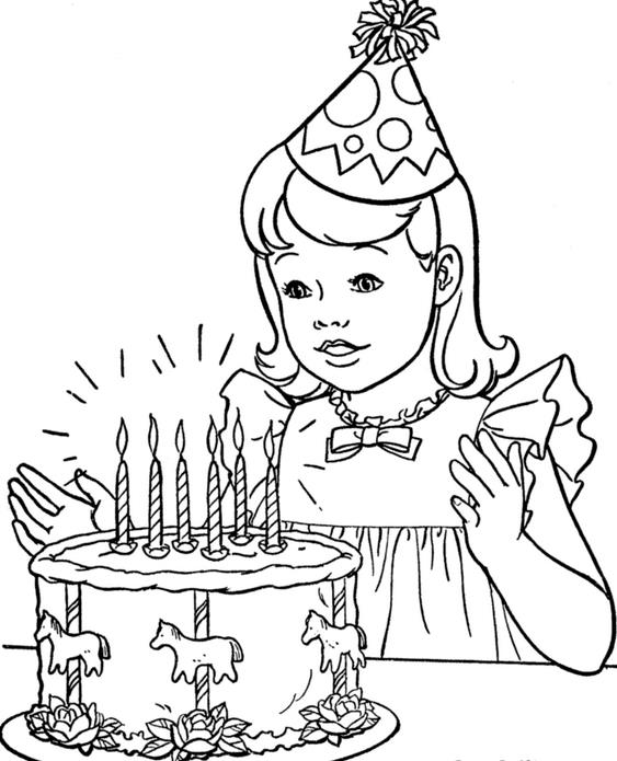 kids birthday coloring sheets ; happy-birthday-cake-coloring-pages-for-girls