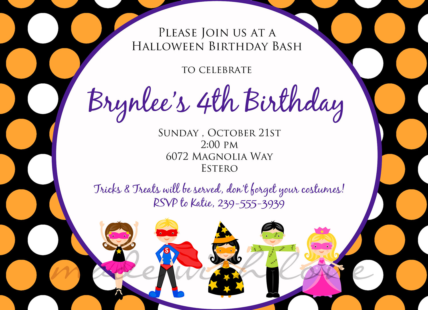 kids birthday invitation quotes ; 67df52306bf9807b3af5cb14d489dc01