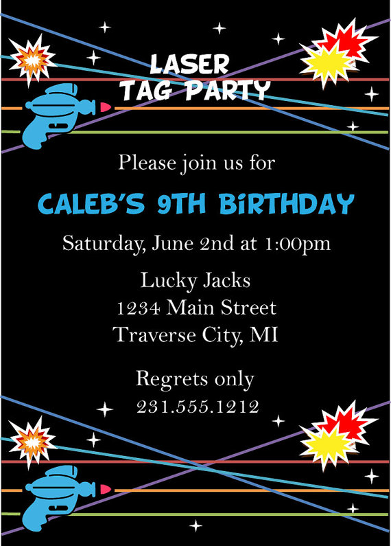 laser tag birthday invitation ideas ; 640c4bc7d3e9ddd95d331cc0450b2647
