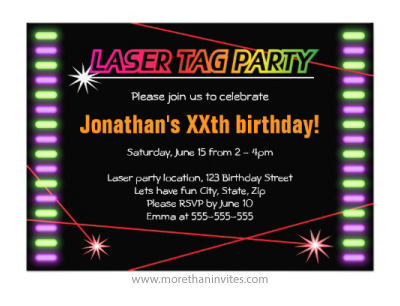 laser tag birthday invitation ideas ; Fun-laser-tag-birthday-party-invitation-for-kids-and-adults-01