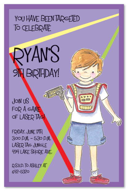 laser tag birthday invitation ideas ; laser-tag-invitation-wording-laser-tag-birthday-party-invitation-wording-ideas-drevio
