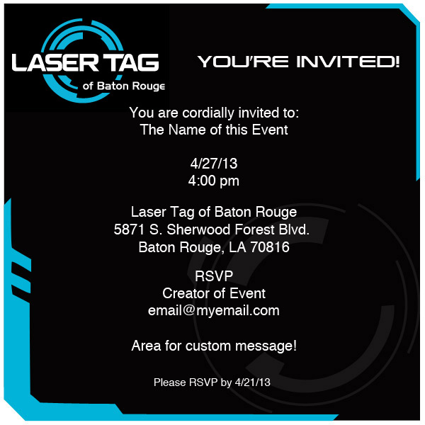 laser tag birthday invitation ideas ; laser-tag-invitation-wording-send-invitations-lasertag
