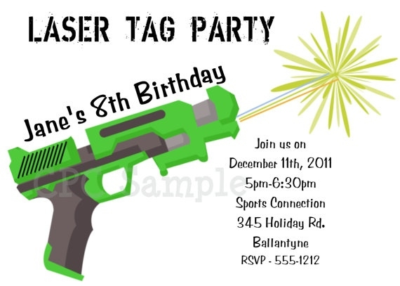 laser tag birthday party invitation template ; laser-tag-invitations-templates-laser-tag-party-invitations-birthday-party-inside-laser-tag-download