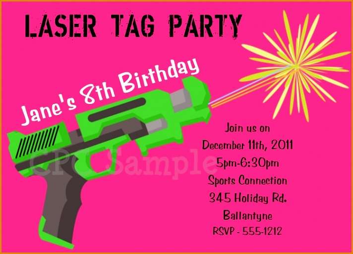laser tag birthday party invitation template free ; amazing-free-laser-party-invitations-100-laser-tag-invitations-templates-benohc-free-laser-party-invitations535750