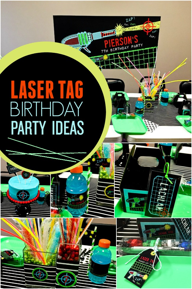 laser tag birthday party invitations free ; edc24541918f564fab6e43d20fea1988