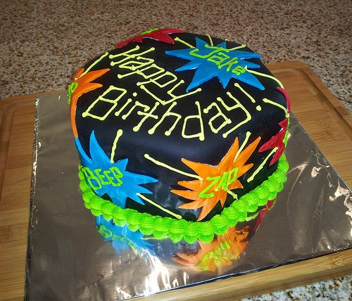 laser tag themed birthday cake ; laser-tag-themed-birthday-cake-best-25-laser-tag-birthday-ideas-on-pinterest-lazer-tag