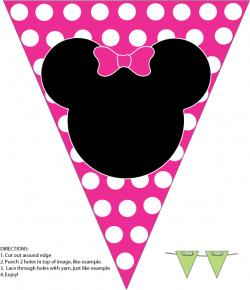 minnie mouse birthday sign printable ; 68d1dcd711ad8924b1776186ebf48317