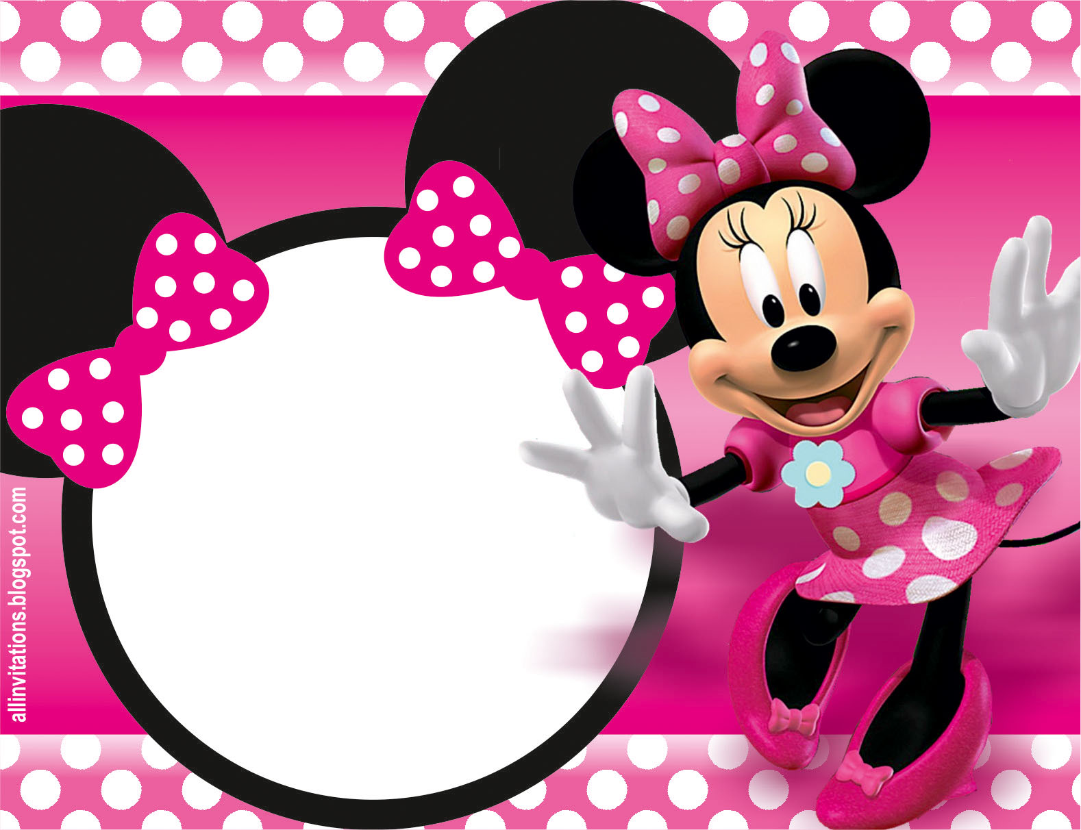 minnie mouse birthday sign printable ; b376ba962d4d3d7e72f12cad2a420d34