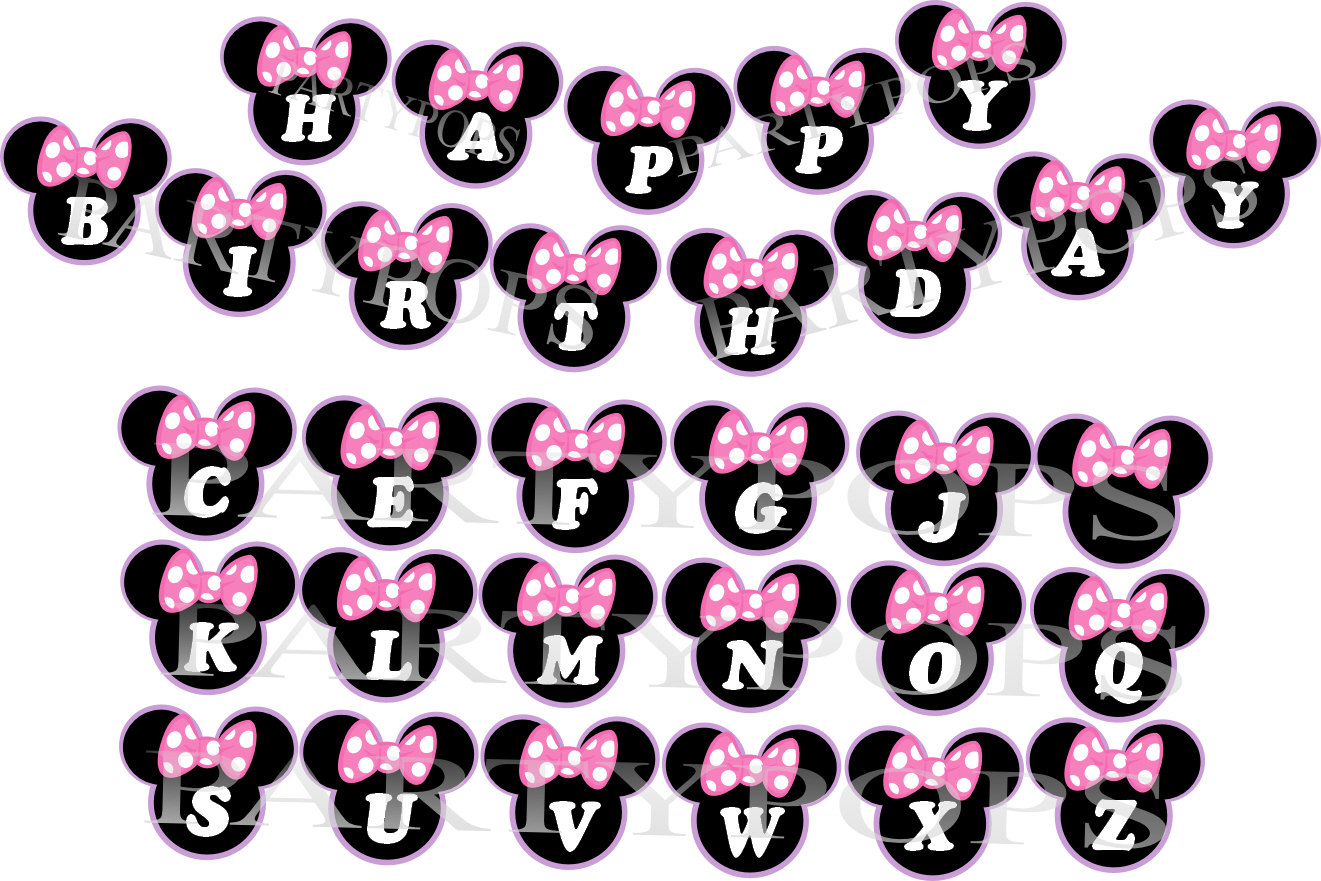 minnie mouse birthday sign printable ; happy-birthday-minnie-mouse-images-33