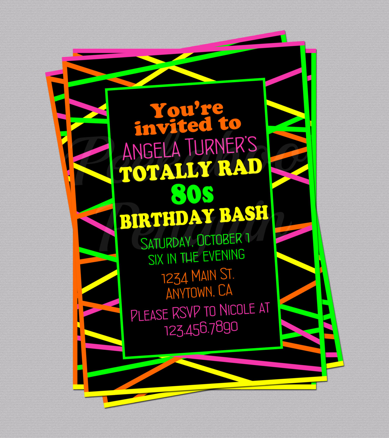 neon colored birthday invitations ; 80S-Birthday-Invitations-to-inspire-you-how-to-create-the-birthday-Invitation-with-the-best-way-6