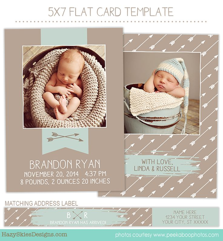photo birthday announcements ; 69-best-birth-announcements-images-on-pinterest-cards-newborn-announcement-cards