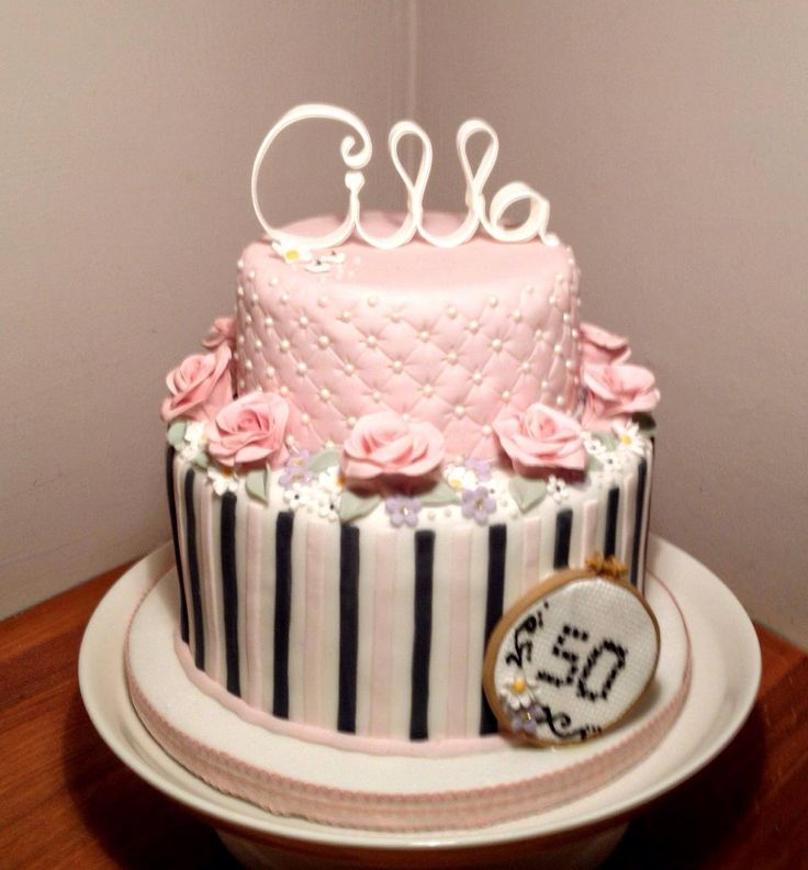 picture birthday cake images ; fe6aec204aa883b3b7ba37d4b5929271--birthday-cakes-women-th-birthday-cakes