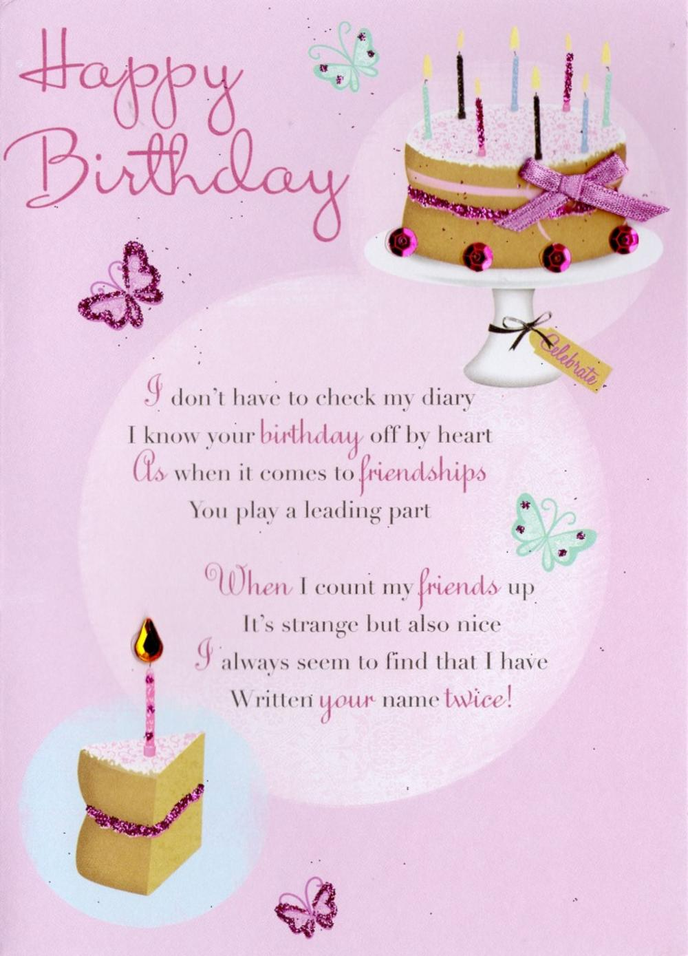 pictures of birthday greeting cards ; lrgscaleHWD005a-Birthday-Card